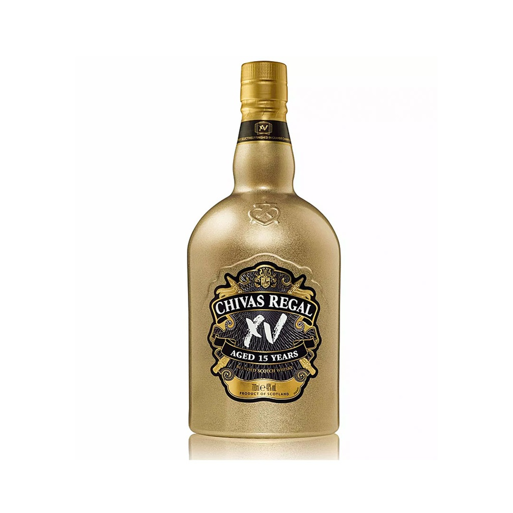 CHIVAS REGAL XV GOLD 750ml