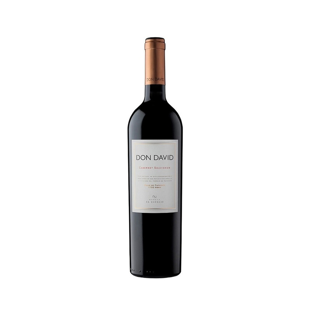DON DAVID CABERNET SAUVIGNON 750ml