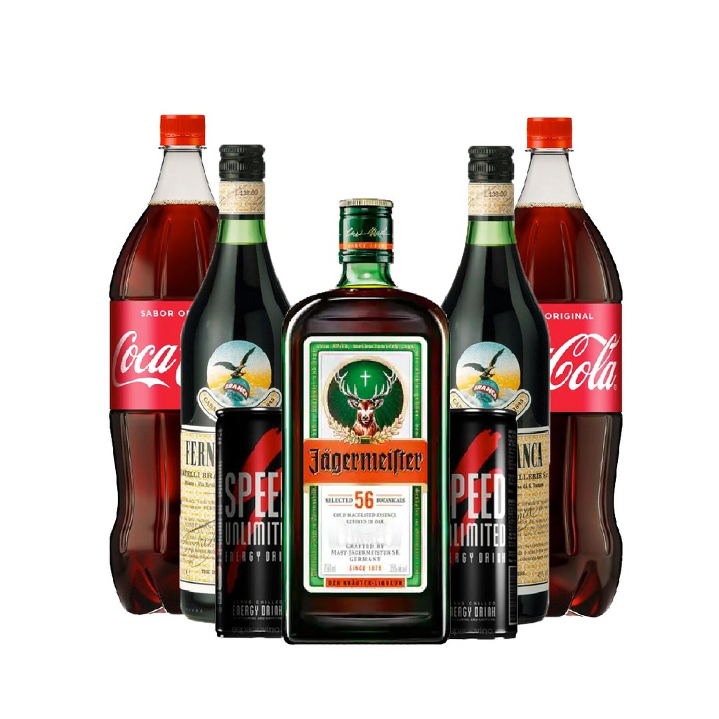 COMBO JAGER COLA