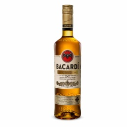 [193] BACARDI GOLD 750ml