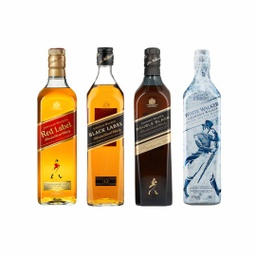 [639] COMBO COLECCION JOHNNIE WALKER