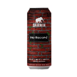 [966] DARWIN NO RECORD IRISH RED 473ml