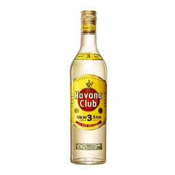 [1274] HAVANA CLUB 3 AÑOS 750ml