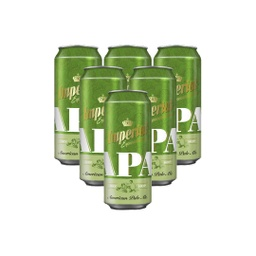 [1321] PACK IMPERIAL APA 473ml X6