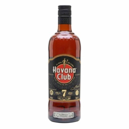 [1275] HAVANA CLUB 7 AÑOS 750ml