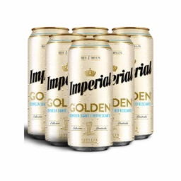 [3100] IMPERIAL GOLDEN 473ml X6