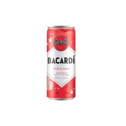 [3930] BACARDI RUM & COLA 310ml